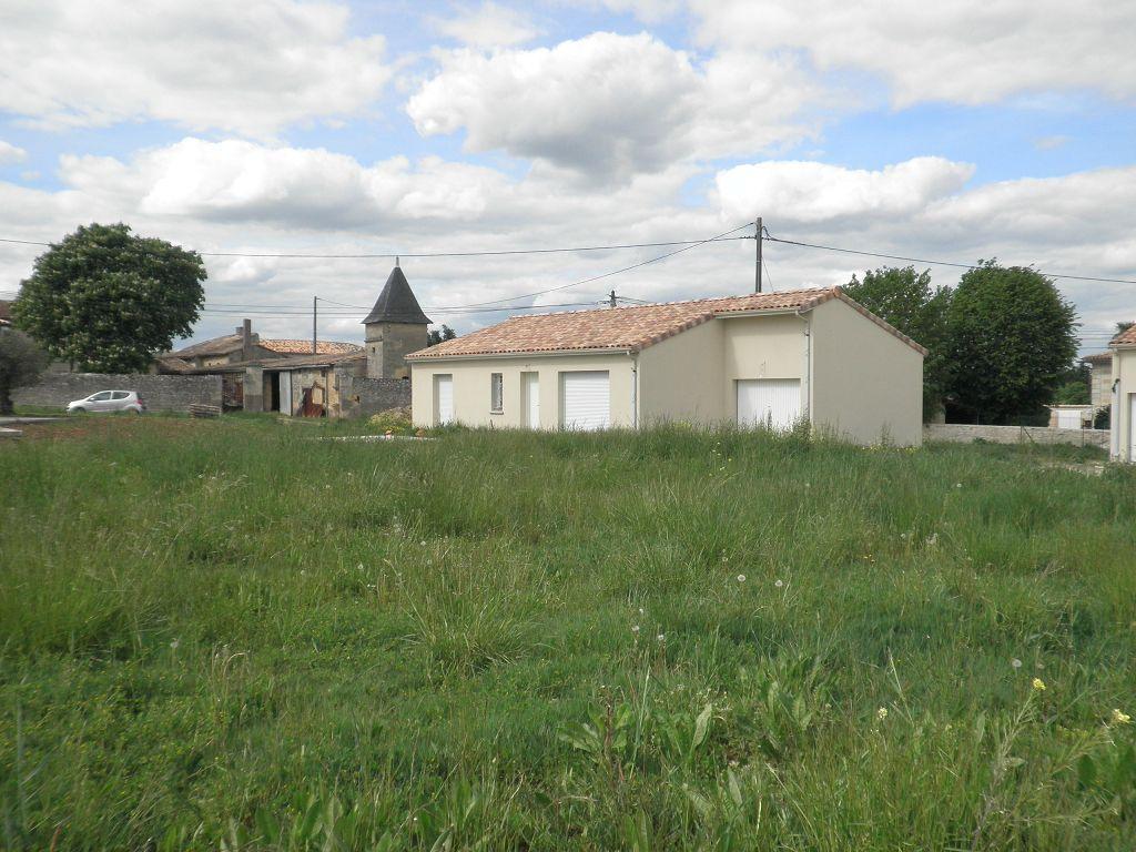 Location maison genissac maison 90m2 for Taxe construction maison