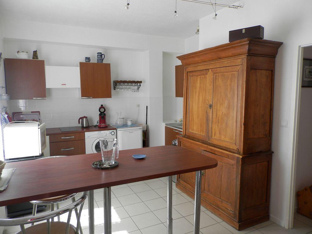 Vente appartement libourne t3 81m2 for Cuisine ouverte nexity