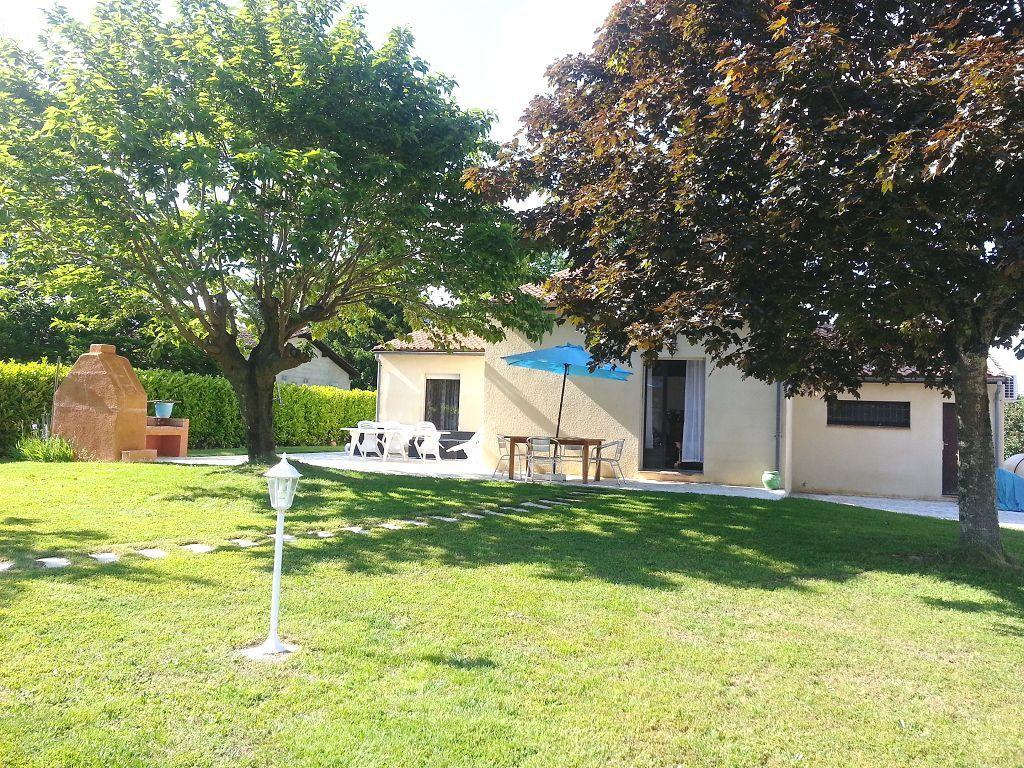 Achat maison st ciers d 39 abzac maison 136m2 for Taxe construction maison